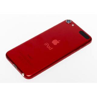 アップル(Apple)のipod touch 第6世代 赤 128G(タブレット)