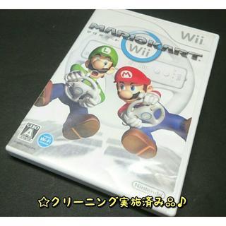 任天堂 Wii マリオカート Wii 中古品