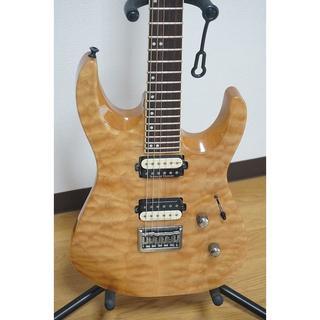 Jackson Pro Series dinky キルトメイプル ダンカン(エレキギター)