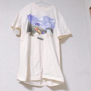 ディズニー(Disney)のプーさん/ワイキキ/waikiki/Hawaii/USA(Tシャツ(半袖/袖なし))