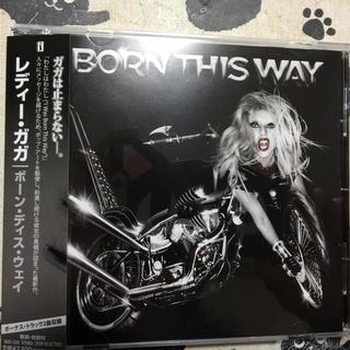 レディ・ガガ CD(ポップス/ロック(洋楽))
