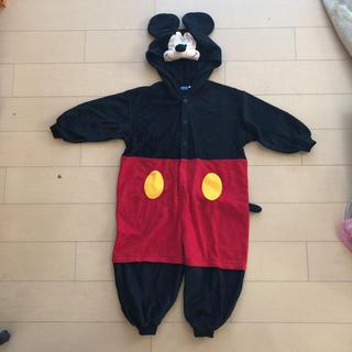 ディズニー(Disney)のミッキー 着ぐるみ 130(衣装)
