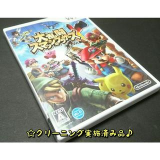 Wii - Nintendo Wii 大乱闘スマッシュブラザーズ X 中古品