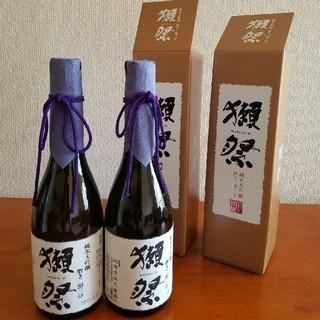 獺祭 純米大吟醸 磨き二割三分 2本セット(日本酒)