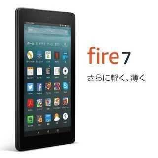 Fire 7 タブレット (7インチディスプレイ) 8GB(タブレット)