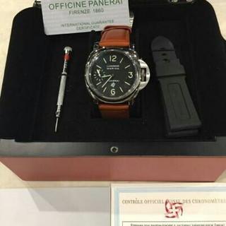 パネライ(PANERAI)のパネライ ルミノール1950 GMT 10Days PAM00270 44mm (腕時計(アナログ))