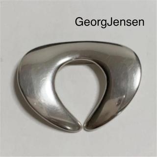 ジョージジェンセン(Georg Jensen)のジョージ ジェンセン シルバー 925S ブローチ(ブローチ/コサージュ)