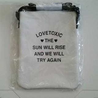lovetoxic - ラブトキシック 福袋 サコッシュバック