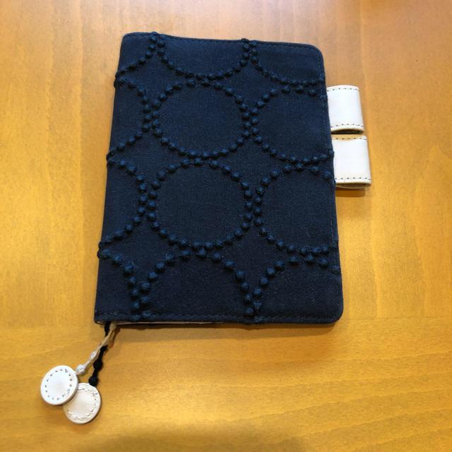mina perhonen(ミナペルホネン)のほぼ日手帳  ミナペルホネン  タンバリン メンズのファッション小物(手帳)の商品写真