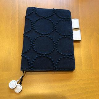 ミナペルホネン(mina perhonen)のほぼ日手帳  ミナペルホネン  タンバリン(手帳)
