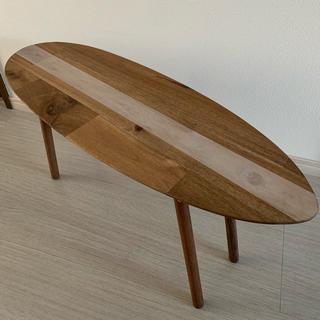 ボード型テーブル(コーヒーテーブル/サイドテーブル)