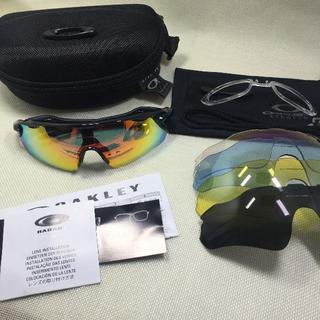 新品 OAKLEY オークリー RADAR EV スポーツ用サングラス(その他)
