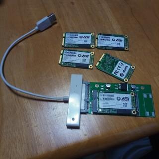 [バルク新品] mSATA SSD120GB(PCパーツ)