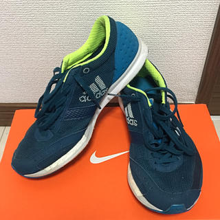 アディダス(adidas)のアディダス adizero takumi sen boost3 25.5cm(シューズ)
