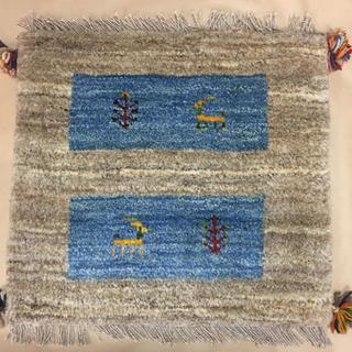 手織りペルシャギャッベ  新品(カーペット)