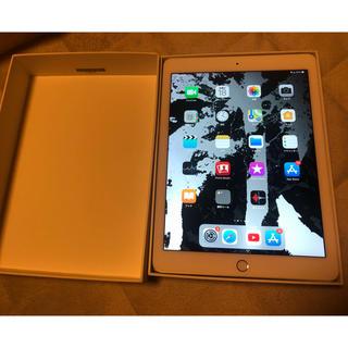 アイパッド(iPad)の(美品)iPad Air2 Wi-Fiモデル 64gb Silver(即日発送)(タブレット)