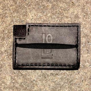 10匣 TENBOX × MADE SOLID マネークリップ 財布 (マネークリップ)