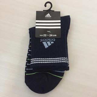 アディダス(adidas)のアディダス靴下22〜24(ソックス)