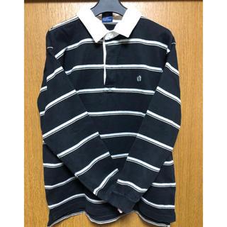 ハンテン(HANG TEN)のHANG TEN ☆ラガーシャツ ポロシャツ(ポロシャツ)