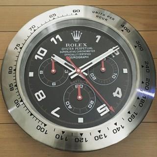 ロレックス デイトナ レーシング 116519 掛け時計 ディスプレイ(掛時計/柱時計)