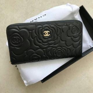 シャネル(CHANEL)の超美品 CHANEL シャネル 長財布(財布)