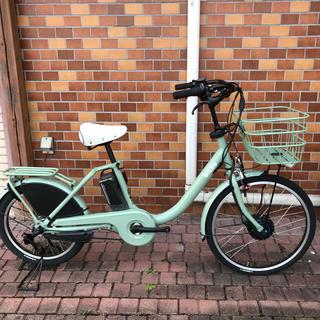 ブリヂストン(BRIDGESTONE)のビッケ bikke ブリジストン 電動アシスト自転車(自転車)