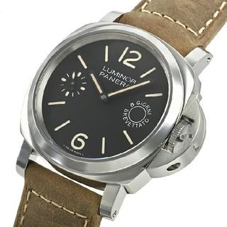 オフィチーネパネライ(OFFICINE PANERAI)のパネライルミノールマリーナ 8デイズ アッチャイオ PAM00590(腕時計(アナログ))