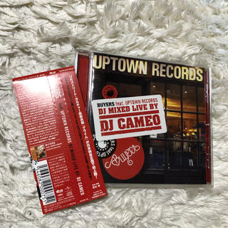 Dj Cameo MIX CD(ヒップホップ/ラップ)