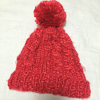 アールエヌエー(RNA)のRNA アールエヌエー ニット帽(ニット帽/ビーニー)