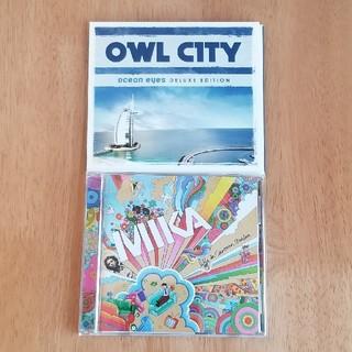 洋楽 CD 2枚 セット売り(ポップス/ロック(洋楽))