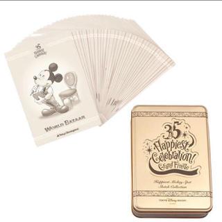 Disney - ラス1!最安!ディズニー35周年グランドフィナーレ!ミッキー ポストカードセット