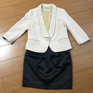 アクータ(Acuta)のAcutaジャケット   ecruefilスカート (その他)