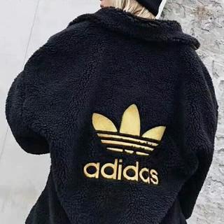 adidas - 新品 タグ付き アディダス オリジナルス ボアフリースジャケット