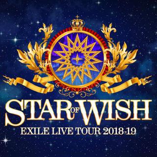 エグザイル(EXILE)のEXILE   STAROFWISH2月3日名古屋ドーム紙チケット(国内アーティスト)