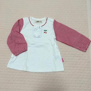 キムラタン - 80 長袖 シャツ