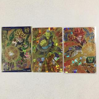 ドラゴンボール(ドラゴンボール)のドラゴンボールヒーローズ UR 3枚まとめ売り(シングルカード)