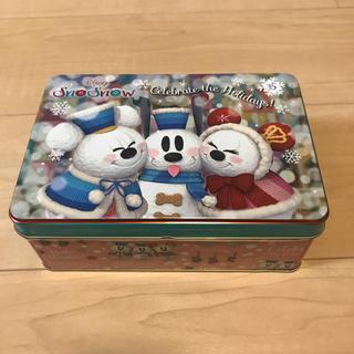 ディズニー(Disney)のディズニー クリスマス 2018 お菓子 アソーテッド・クッキー(菓子/デザート)