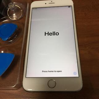 アップル(Apple)の異常ありの6s+ 大容量バッテリー交換キット(スマートフォン本体)