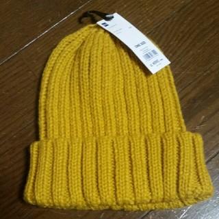 ジーユー(GU)のGU ニット帽(帽子)