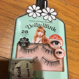 ドーリーウィンク(Dolly wink)のDolly Wink 28(つけまつげ)