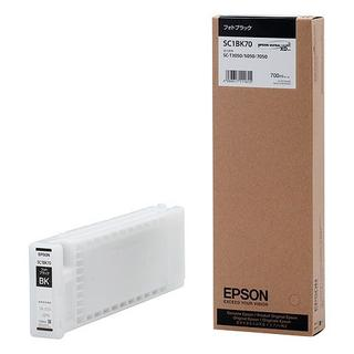 EPSON 純正 インクカートリッジ SC1BK70(OA機器)