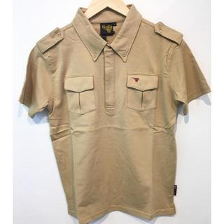 ゴーラ(Gola)の【新品 タグ付き】Gola ポロシャツ 半袖 ベージュ(ポロシャツ)