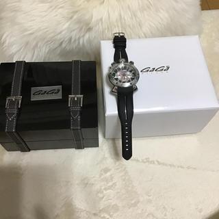 ガガミラノ(GaGa MILANO)のガガミラノ 時計 メンズ(腕時計(アナログ))