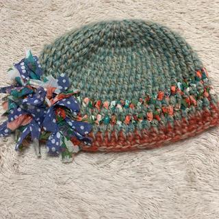 カオリノモリ(カオリノモリ)のカオリノモリ ニット帽(ニット帽/ビーニー)