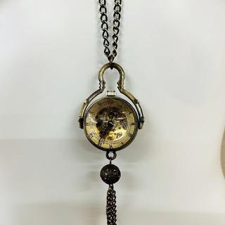 スチームパンク 手巻き式 懐中時計(その他)