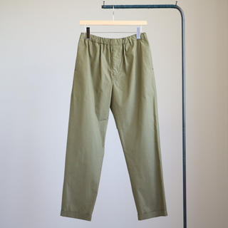 UNUSED - auralee HIGH COUNT FINX CHAMBRAY PANTS