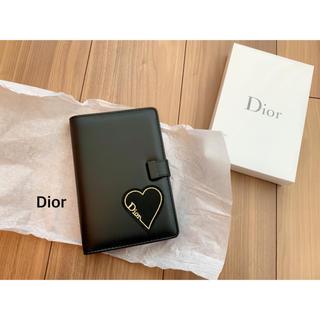 ディオール(Dior)のDior  手帳 ノベルティ(ノベルティグッズ)