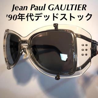 ジャンポールゴルチエ(Jean-Paul GAULTIER)の激レア! 極美品 ジャン ボール ゴルチエ ヴィンテージ サングラス(サングラス/メガネ)