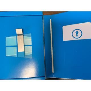 Windows 10 Home USBパッケージ版(PCパーツ)