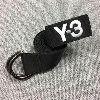 Y-3 - Y-3 Yohji YAMAMOTO ベルト LOGO WOVEN